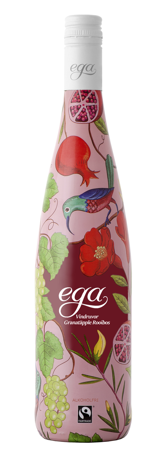 EGA Green Grapes Pomegranate & Rooibos