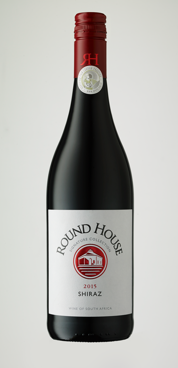 Round House Signature Collection Shiraz 2015