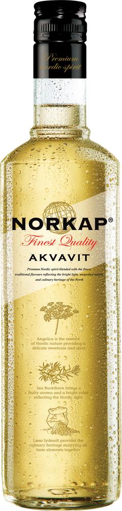 Norkap Akvavit