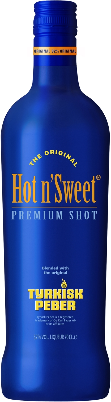Hot n' Sweet Tyrkisk Peber