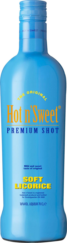 Hot n' Sweet Soft Licorice